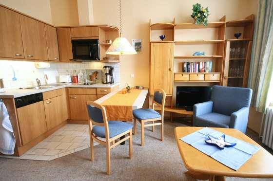 Haus Gerrelts Wohnung 1 Ferienwohnung im Zentrum von