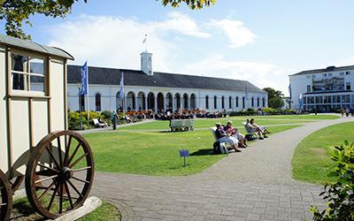 Veranstaltungsort auf Norderney